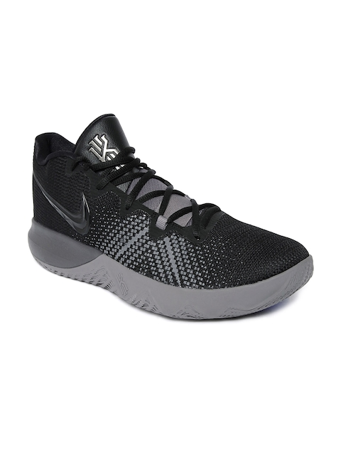 Nike Men Kyrie Flytrap Black Basketball Shoes