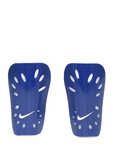 Nike Unisex Blue Medium J Football Shin Guard