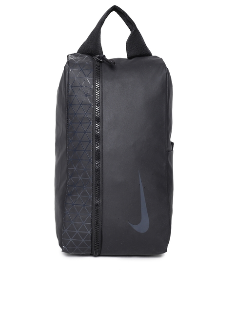 Nike Men Black Solid Backpack