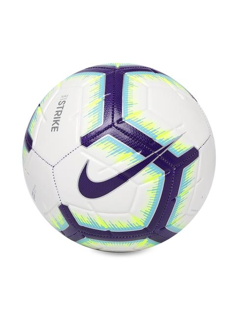 Nike Unisex Premier League Strike FA18 White Football