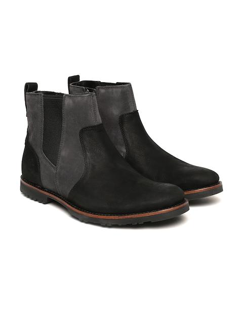 Timberland Men Black KENDRICK CHELSEA Boots