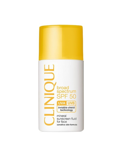 Clinique Unisex SPF 50 Mineral Fluid Sunscreen 30ml