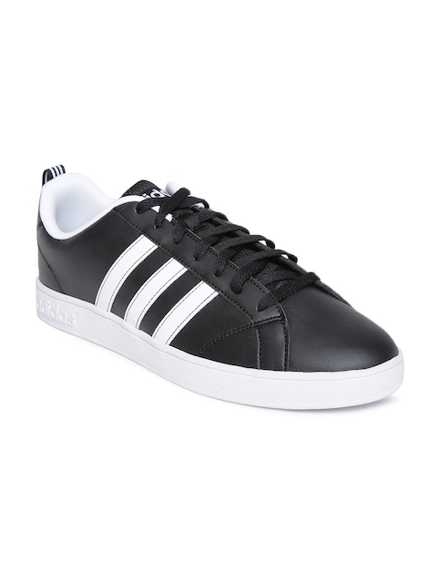Adidas Men Black Sneakers