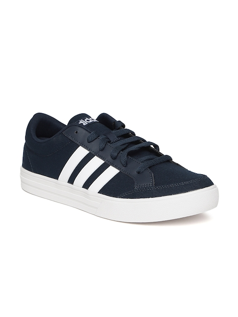 Adidas Men Black VS SET Sneakers