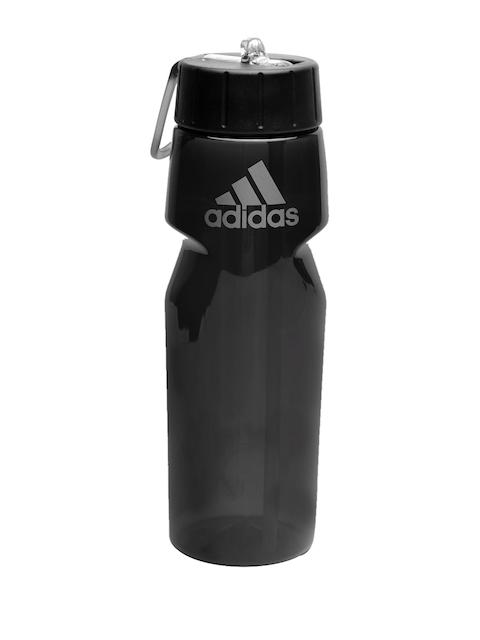 Adidas Unisex Black Trail Water Bottle 750 ml