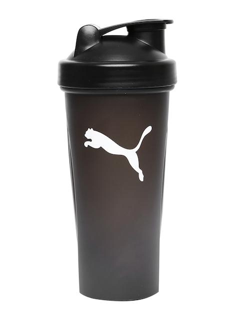 Puma Black Shaker Bottle