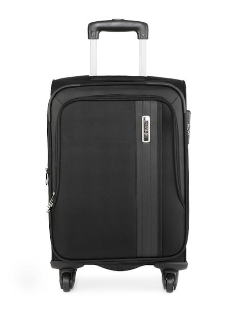 VIP Unisex Black Carter 4W EXP Strolly (H) 56 Trolley Bag