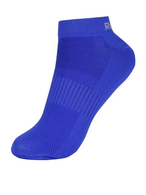 Reebok Women Blue INSD Socks
