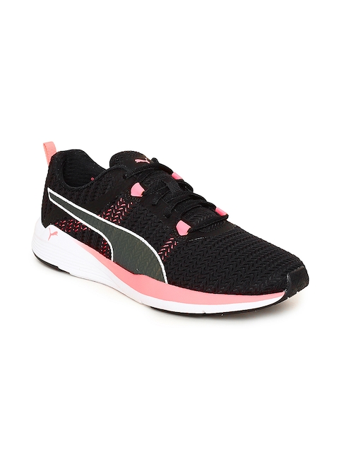 Puma Women Black Pulse IGNITE XT Mesh Wn s Running Shoes