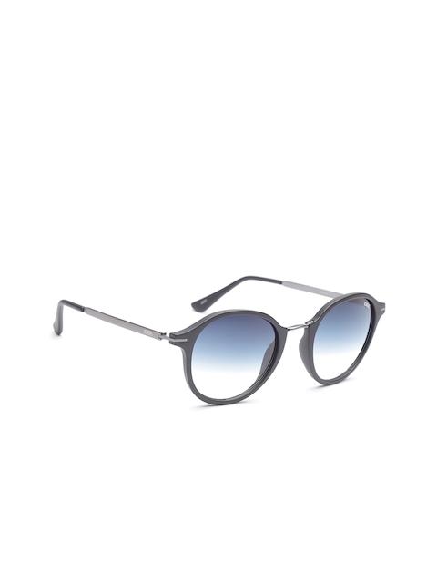 I DEE Unisex Oval Sunglasses EC879