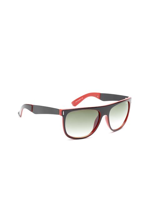 I DEE Unisex Square Sunglasses EC875