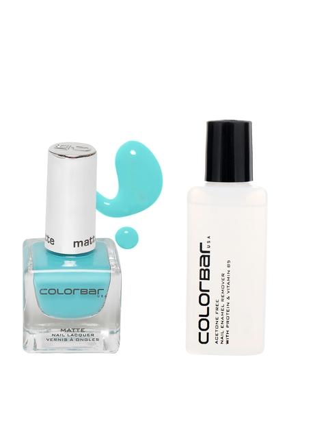 Colorbar Green Haze Nail Lacquer & Nail Enamel Remover