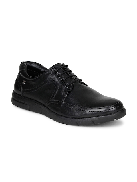 Liberty Men Black Derbys