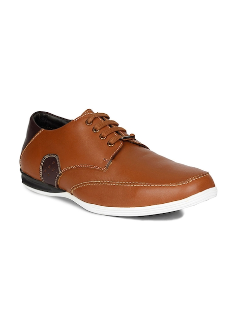 Liberty Men Tan Derbys