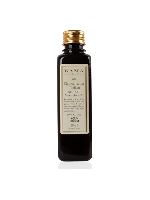 KAMA AYURVEDA Dhanwantaram Thailam Pre-Post Natal Treatment Oil 250 ml