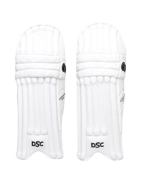 SG Kids White Condor Surge Batting Legguards