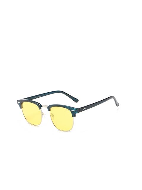 VAST Unisex Rectangle Sunglasses