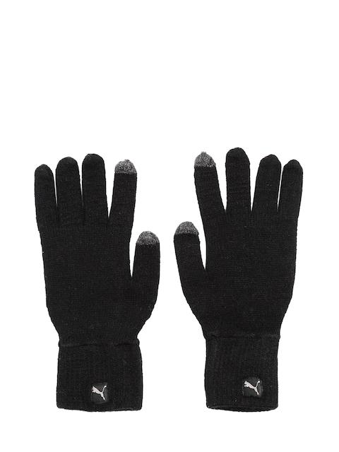 Puma Unisex Red Ferrari LS Knit Gloves