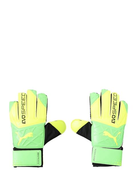 Puma Yellow Unisex evoSPEED 5.5 Gloves
