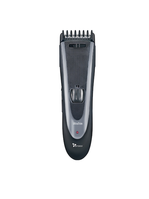 SYSKA Men Black & Grey HT1309 Beard Trimmer