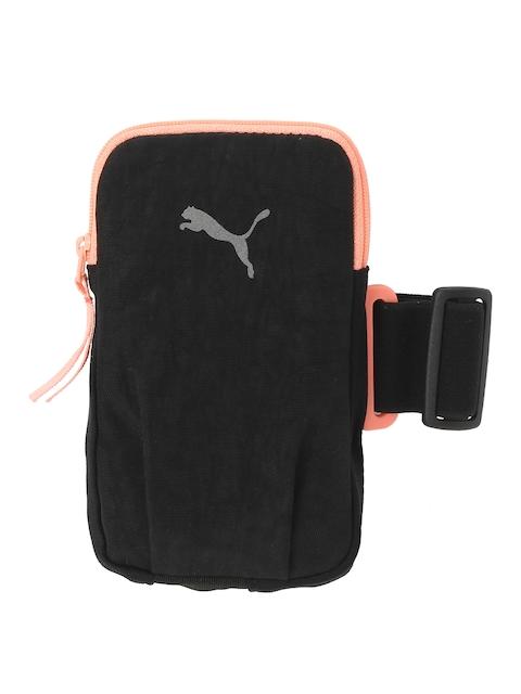 Puma Unisex Black Phone Armband