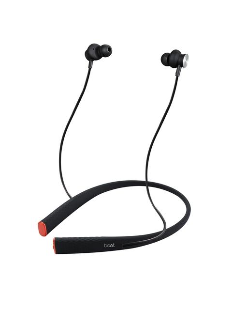 boAt Rockerz Unisex 275 Active Black In Ear Wireless Headphones