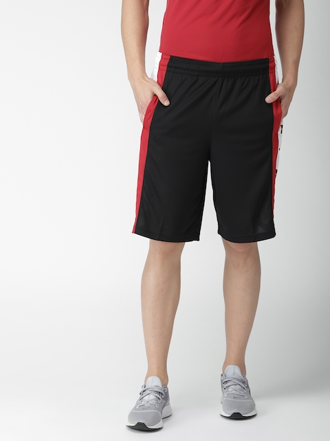 Nike Men Blue Dry Fit Jordan Breathe Rise 3 Shorts