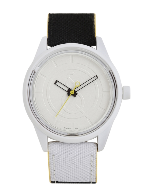 Q&Q Women White Analogue Watch RP00J010Y
