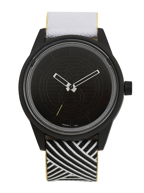 Q&Q Women Black Analogue Watch RP00J012Y