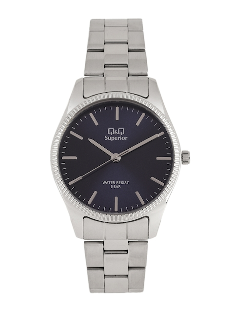 Q&Q Women Blue Analogue Watch S295J202Y