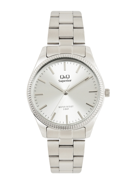 Q&Q Women Grey Analogue Watch S295J201Y