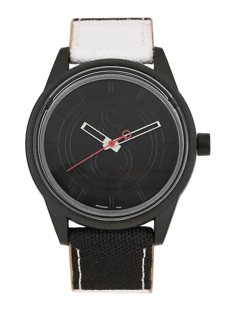 Q&Q Women Black Analogue Watch RP00J009Y