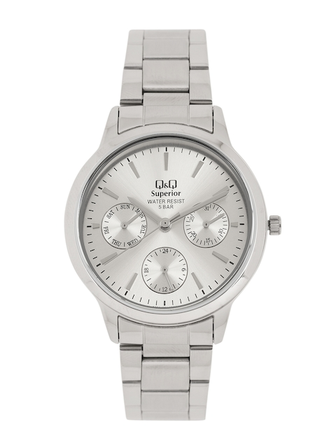 Q&Q Women Steel Analogue Watch S303J201Y