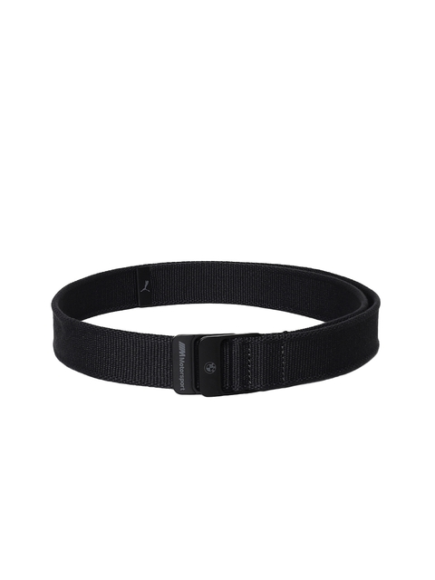 Puma Men Black Solid Belt