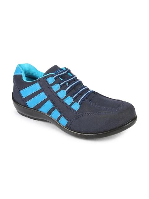 Liberty Women Blue Running Shoes