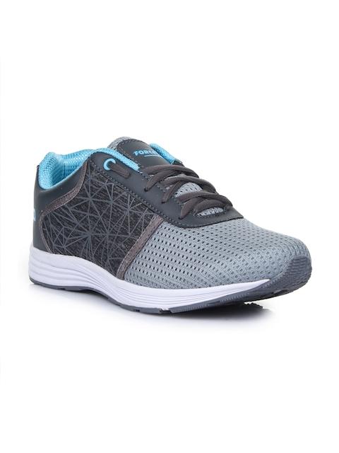 Liberty Women Grey Running Shoes