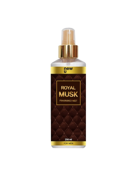 NEWU Men Body Mist Royal Musk 250ml