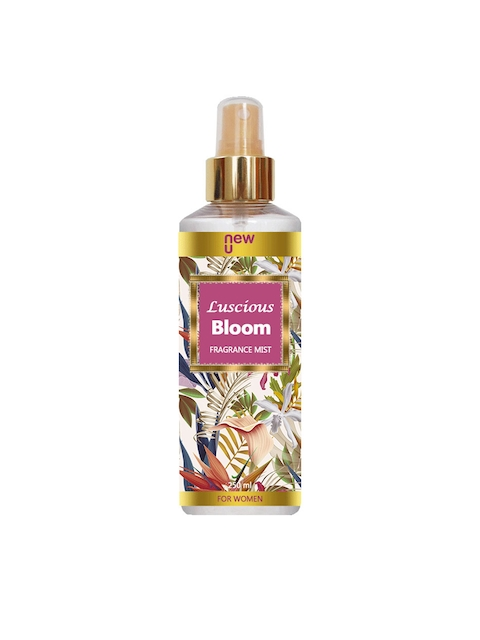 NewU Luscious Bloom Fragrance Mist 250 ml