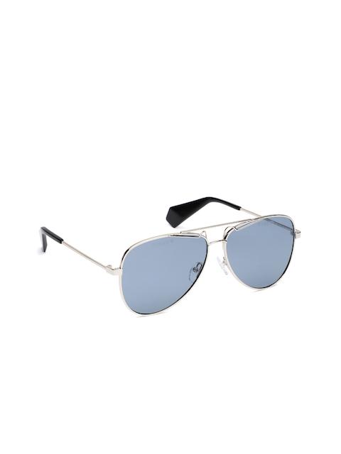 Polaroid Unisex PLD 6048/S/X 3YG 60C3 Aviator Sunglasses