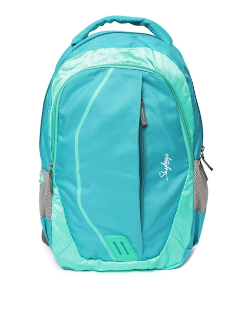 Skybags Unisex Blue Eon 2 Backpack