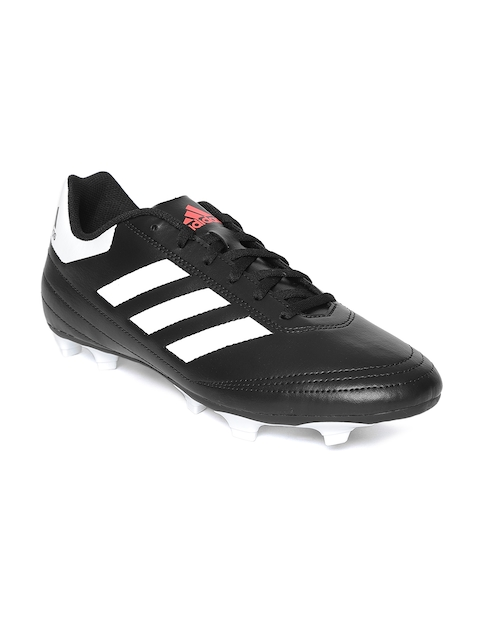 Adidas Men Black Goletto VI Firm Ground Football Shoes