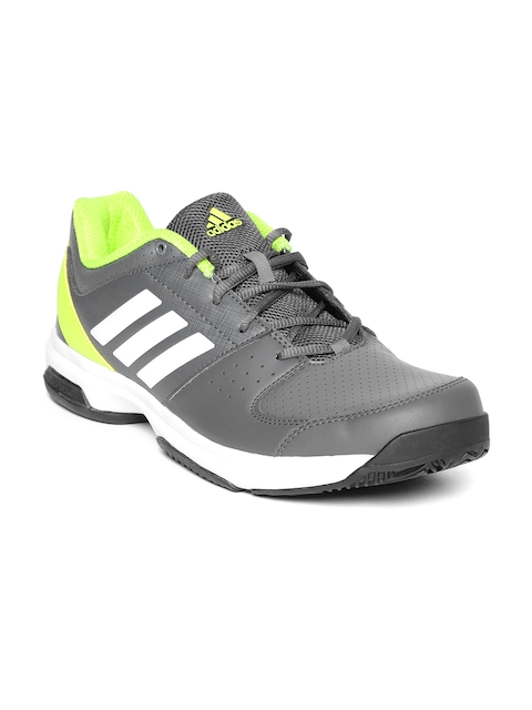 Adidas Men Grey HASE Tennis Shoes