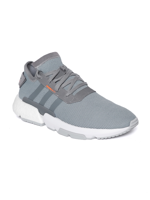 Adidas Originals Men Grey POD-S3.1 Casual Shoes