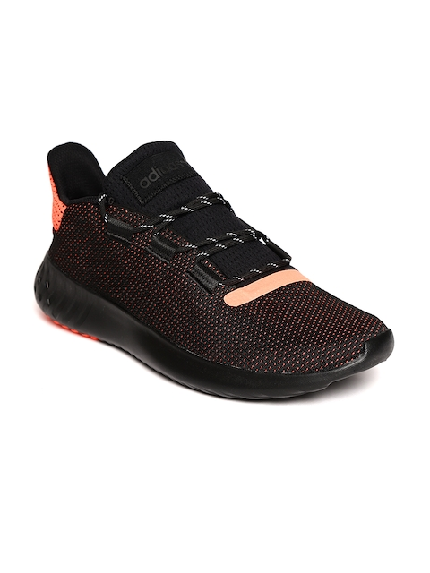 Adidas Originals Men Black Tubular Dusk Casual Shoes