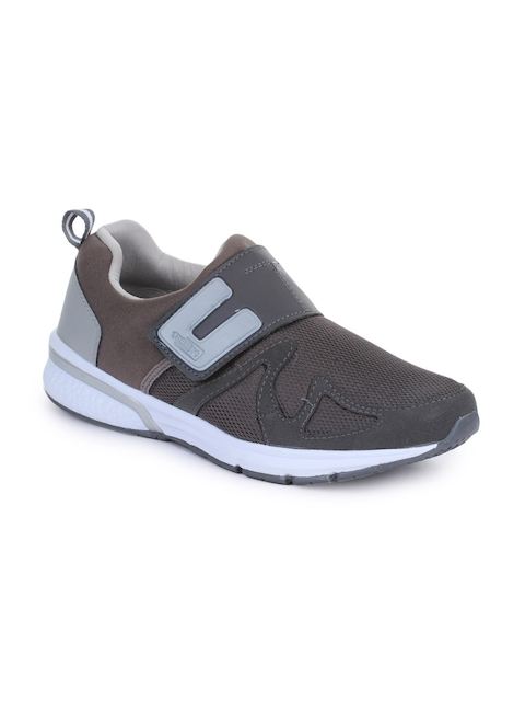 Force 10 By Liberty Men Grey Running Shoes