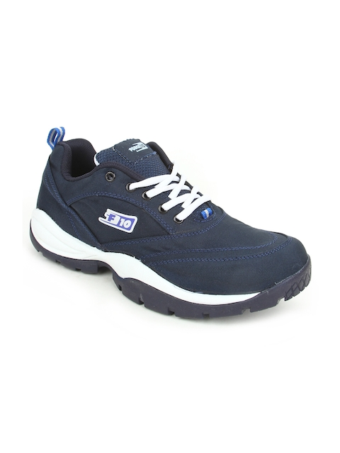 Force 10 By Liberty Men Navy Blue Running Shoes