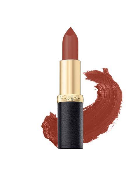 LOreal Paris 202 Maple Mocha Color Riche Moist Matte Lipstick 3.7 g