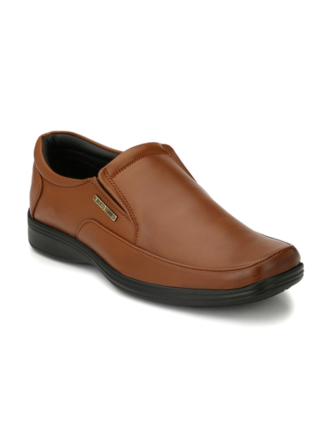 Alberto Toressi Men Tan Formal Shoes