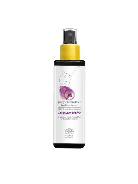 Juicy Chemistry White Organic Lavender Water Toning Mist
