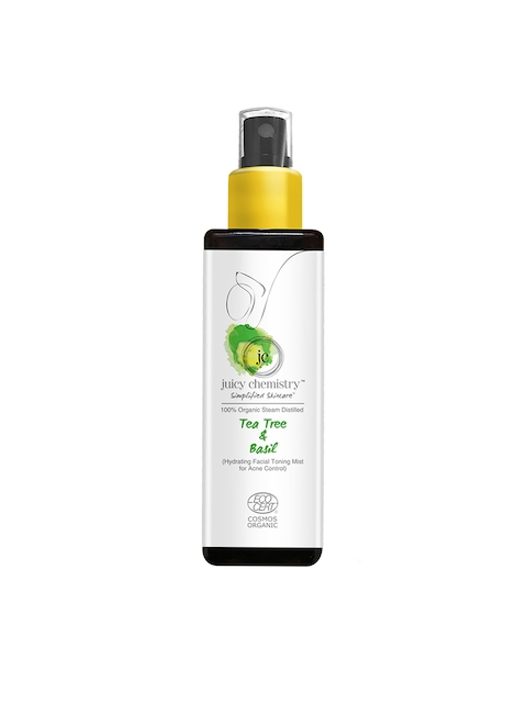 Juicy Chemistry White Tea Tree & Basil Toning Mist